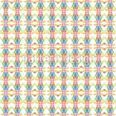 Mesh Mosaic Design Pattern