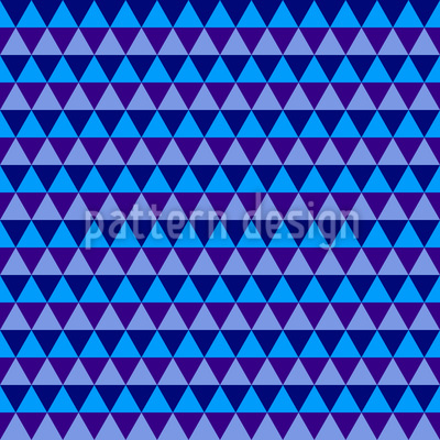 Hipster Triangle Vector Design