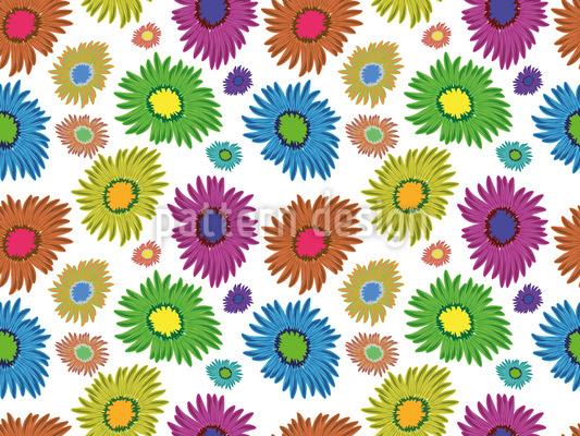 Summer Daisy  Pattern Design