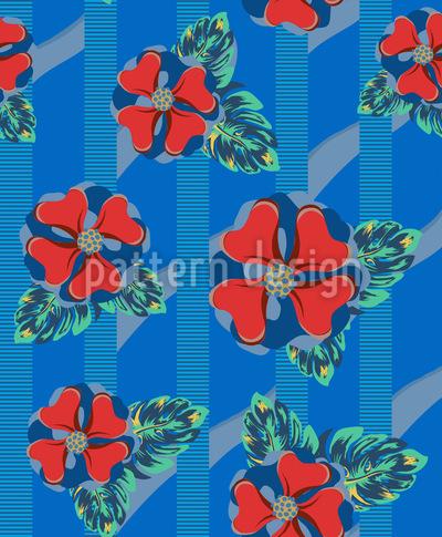 Mein Tropisches Paradies Designmuster
