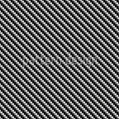 Karbon Nahtloses Muster