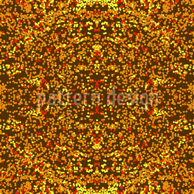 Looking For The Treasure Seamless Pattern