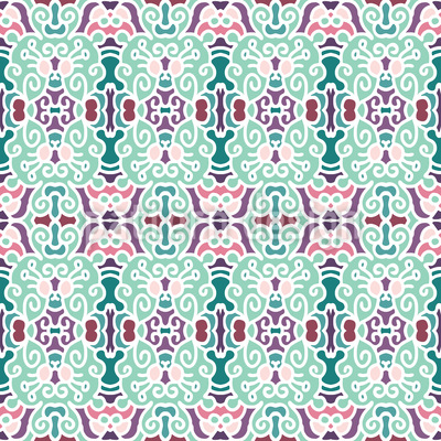 Filigrane Streifen Muster Design