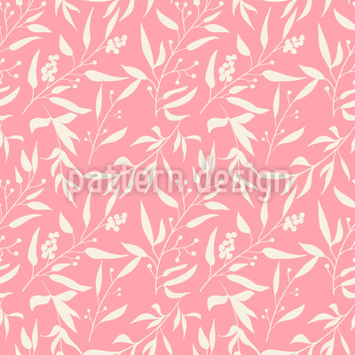 Berry Twigs Design Pattern