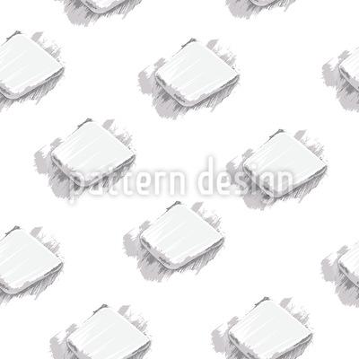 Flacher Stein Vektor Design