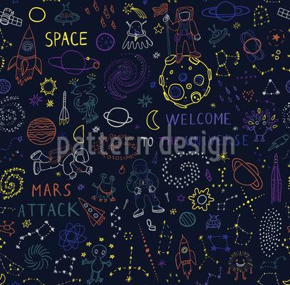 Mars Attack Design Pattern