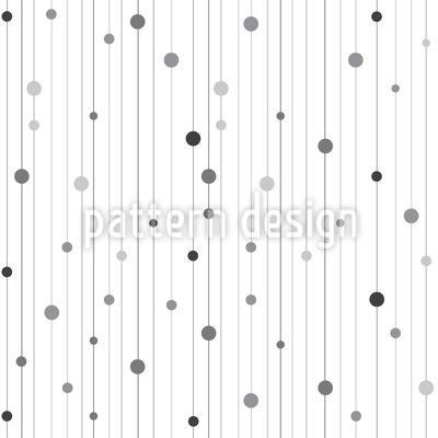 Streifen und Punkte Muster Design