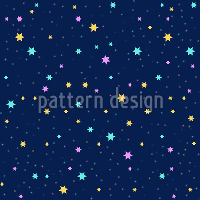 My Star Repeating Pattern