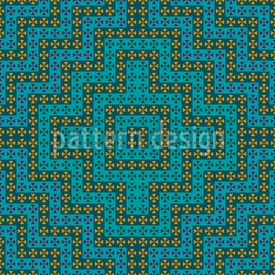 Maurisches Verwirrungsspiel Designmuster
