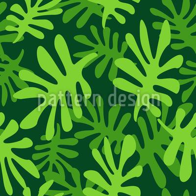 Chlorophyll Pattern Design