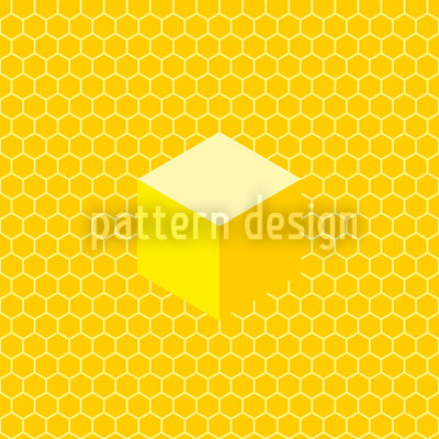 Honeycomb Seamless Pattern