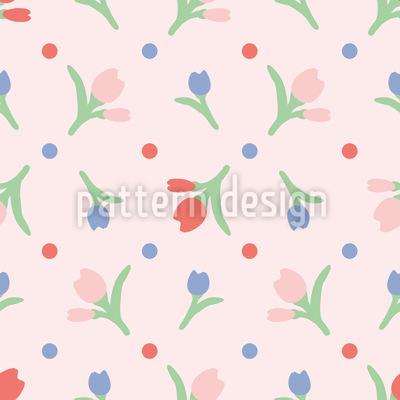 Spring Flowers Design Pattern