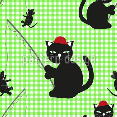 Katz-Und-Maus-Spiel Rapportmuster