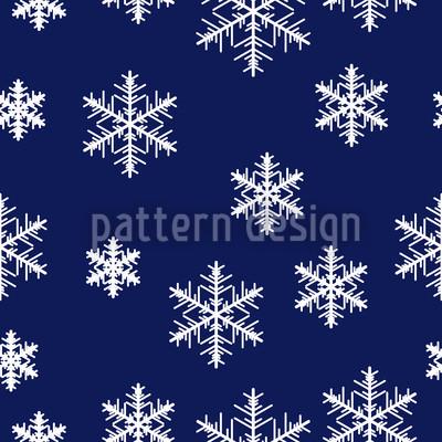 Winterwunder Musterdesign