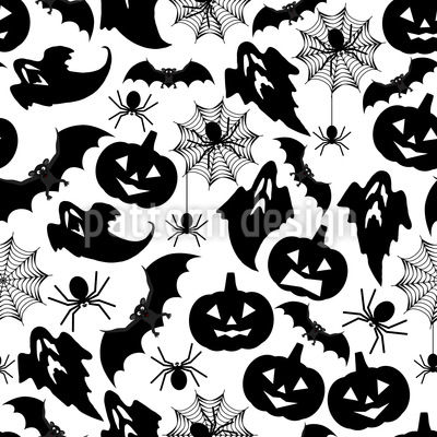Halloween Repeat Pattern