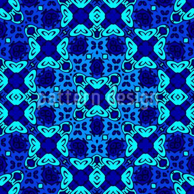 Mermaid Tiles Repeat