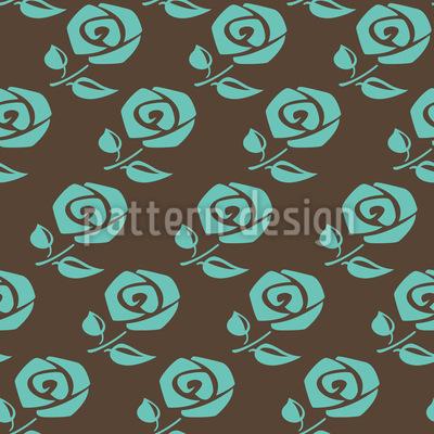 Lieblings Rose Muster Design