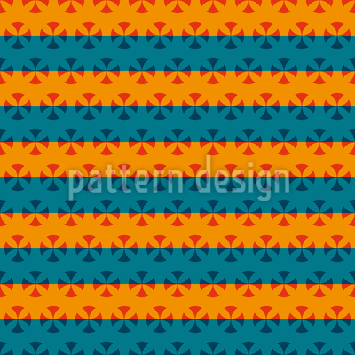 Stripe Contrast Pattern Design