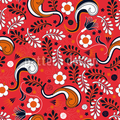 Flower Magic Design Pattern
