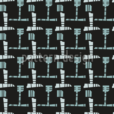 In Simple Terms Seamless Pattern