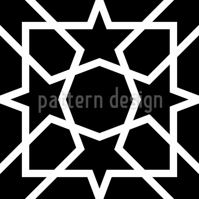 Traditionell Arabisch Musterdesign