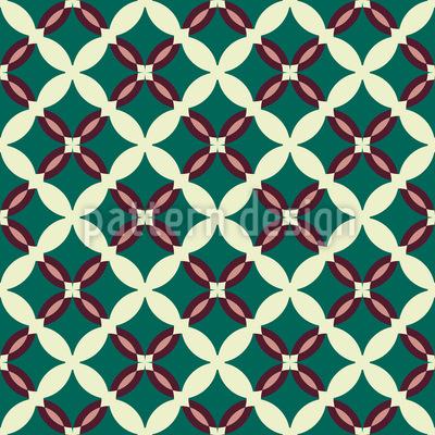 Maurisches Gitter Designmuster
