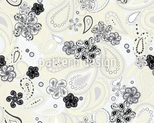 Paisley Field Design Pattern