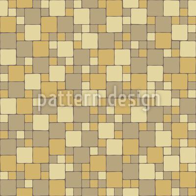 Shimmering Mosaic Vector Pattern