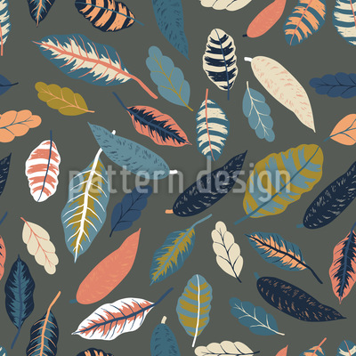 Leaf Me Repeating Pattern