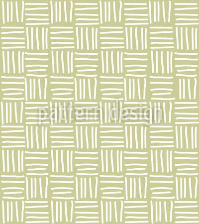 Linien Webung Musterdesign