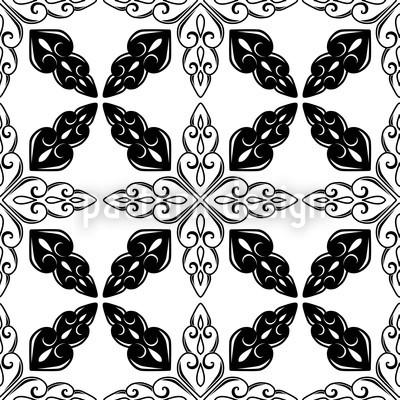 Marokkanisch SW Vektor Muster
