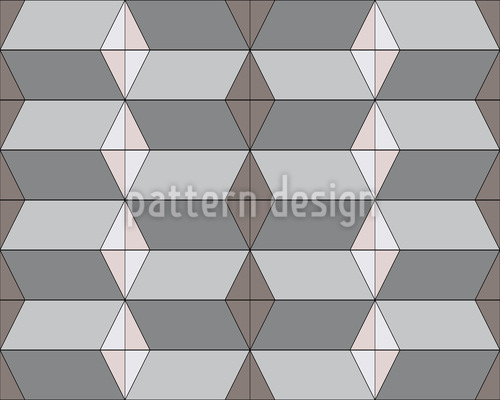 Upstairs And Downstairs Pattern Design