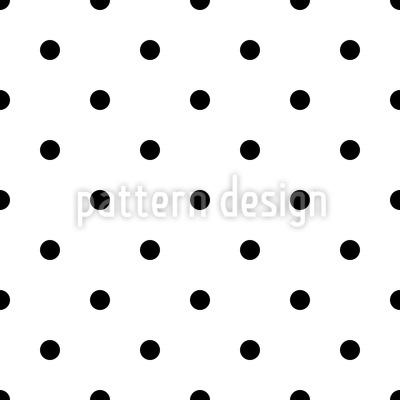 Timeless Polka Dot Vector Pattern