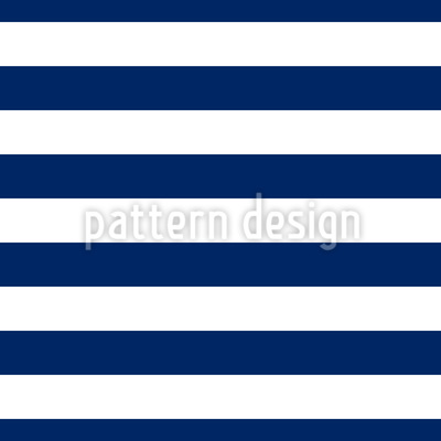 Marine Stripes Repeating Pattern