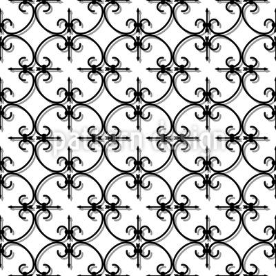 Schmiedekunst Muster Design