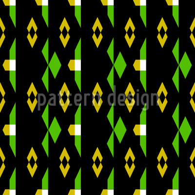 Geometric Pieces Pattern Design