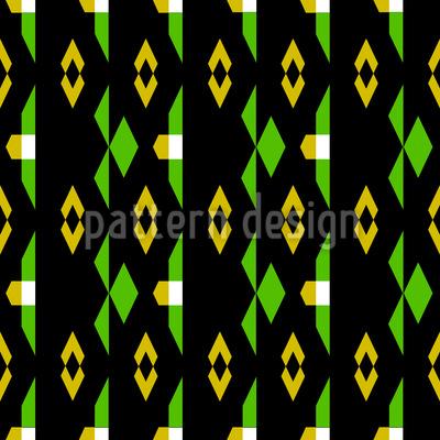Geometrische Teilchen Muster Design