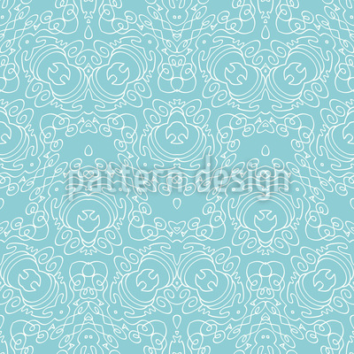 Elegante Linien Muster Design