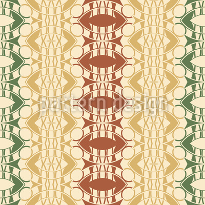 Harmonious Stripes Seamless Pattern