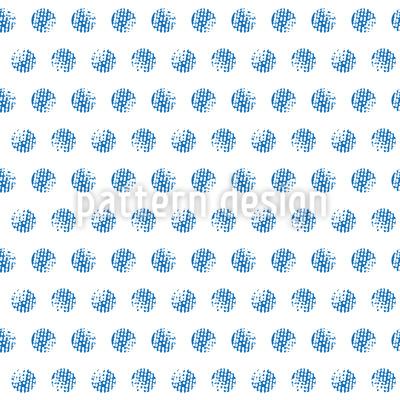 Punkte und Tupfen Muster Design