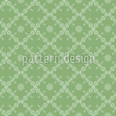 Relaxing Beauty Vector Ornament