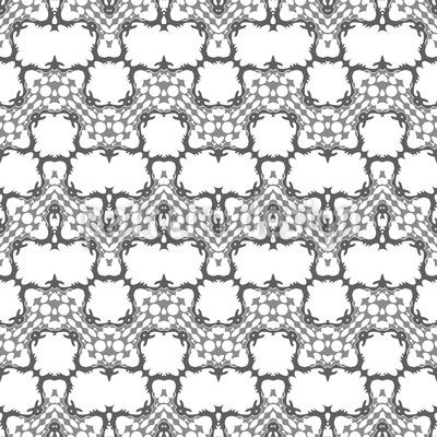 ZickZack Wellen Muster Design