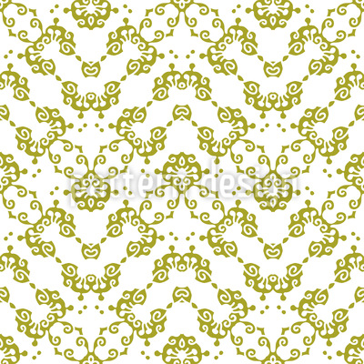 Tell It With Scrolls Pattern Design