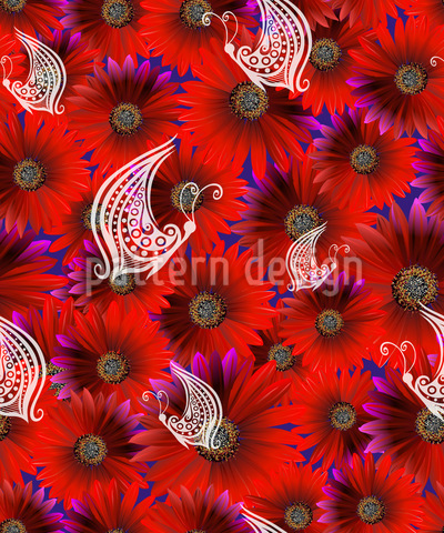 Flowerbed Pattern Design