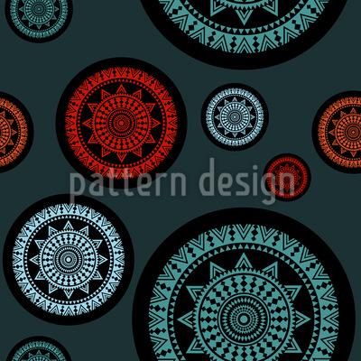 Geometrische Dynamik Rapportiertes Design