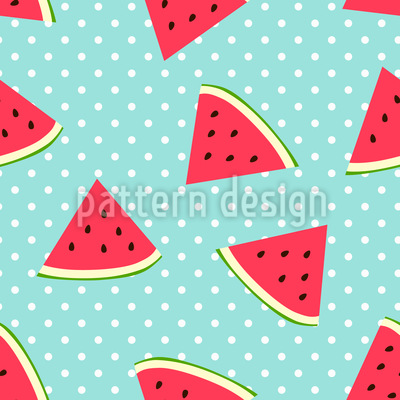 Sweet Watermelon Design Pattern
