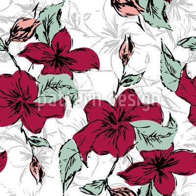 Pure Romance Pattern Design