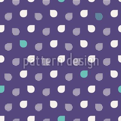 Cool Rain Pattern Design