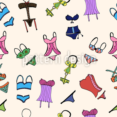 Underwear Seamless Pattern
