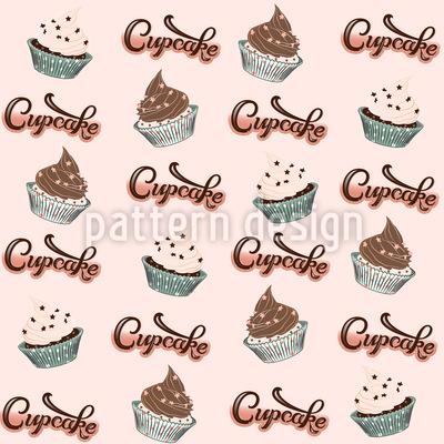 Cupcake Dreams Pattern Design